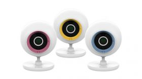 Camera Monitorizare Copii D-Link DCS-800L, Wi-Fi EyeOn Baby Monitor Junior, wireless, Day/Night