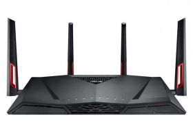 Router Wireless Asus AC3100 Dual Band GB USB3