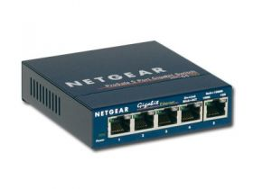 Switch NETGEAR ProSafe Plus GS105
