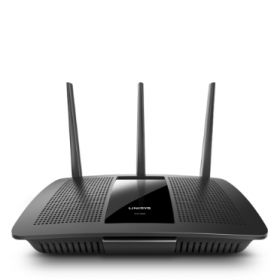 Router Wireless Linksys EA7500, AC1900 MAX-STREAM