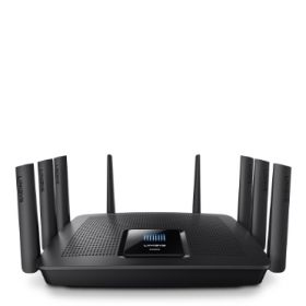 Router Wireless Linksys EA9500, AC5400, TRI-BAND, Gigabit, USB 3.0