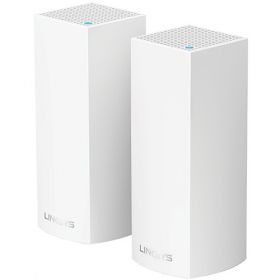 Router Wireless Linksys WHW0302 Velop Mesh Wi-Fi System (2 bucati)