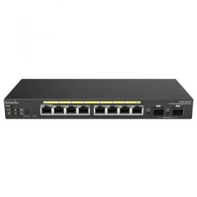 Wireless Management 20AP 8-port GbE PoE.af Switch 61.6W 2GbE 2SFP smart+ DT